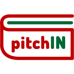 pitchIN Logo